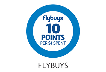 Flybuys Rewards Pickup